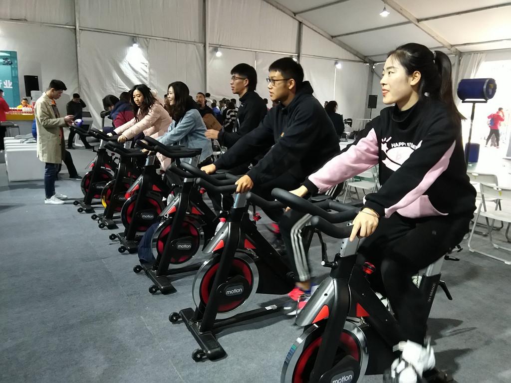 2019全国体育行业职业技能大赛嘉年华